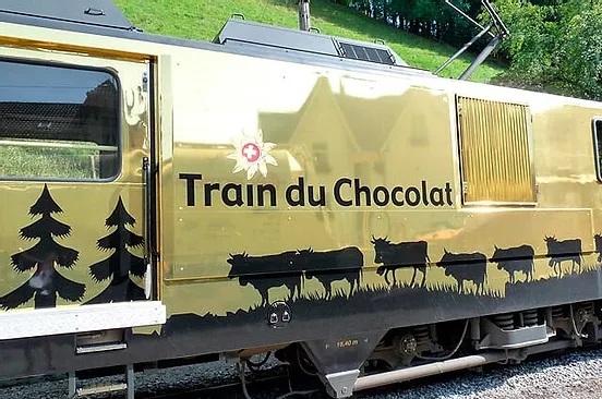 TREM do CHOCOLATE