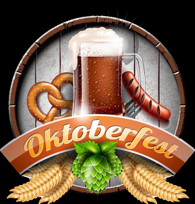 oktoberfest, beer, sausage